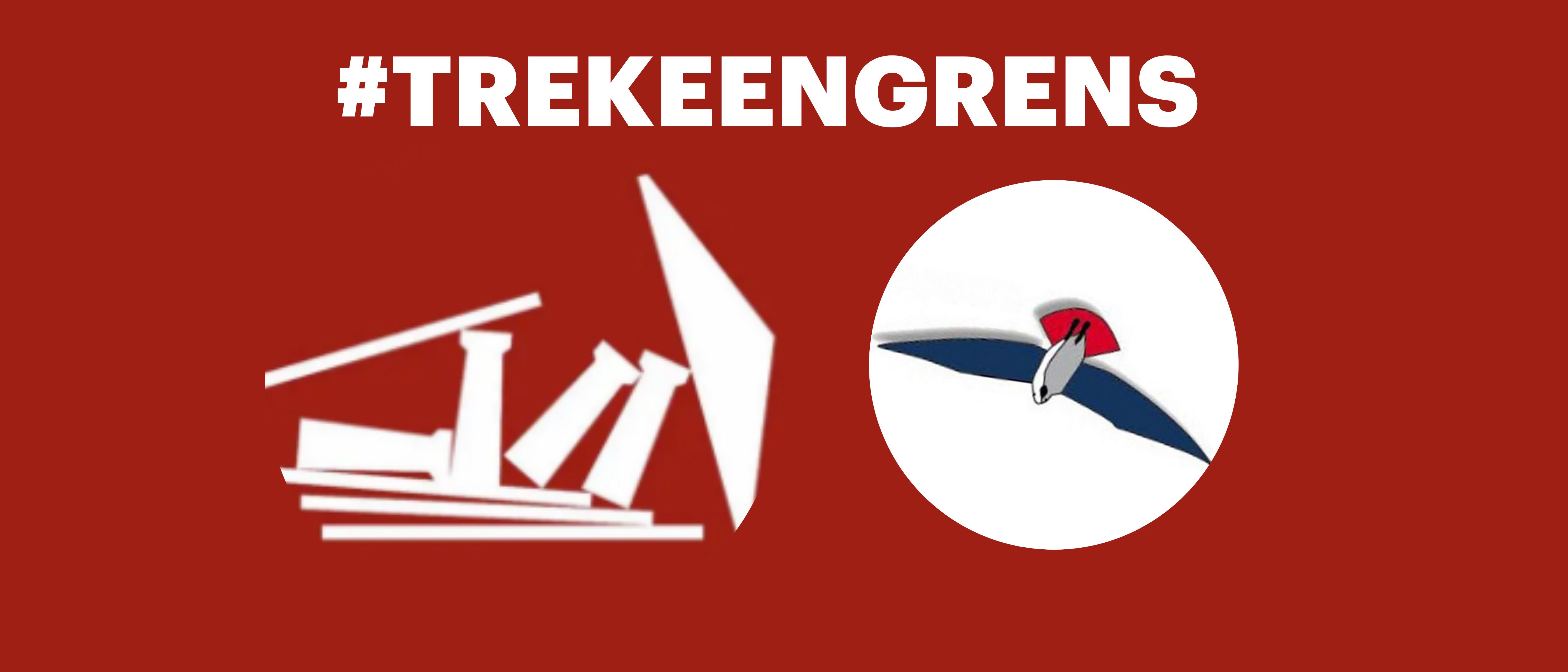 CDA en VVD, Trek een Grens!